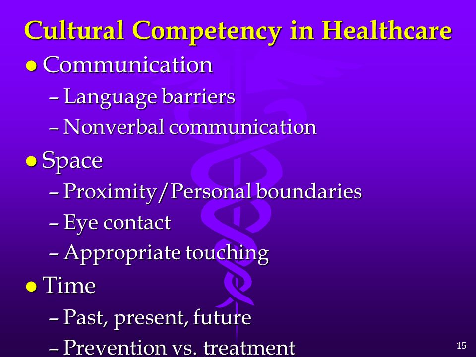 personal experience on cultural competency 3 determine the steps i can take to increase my cultural competency  culturally  competent and who has personal experience and work experience in the.