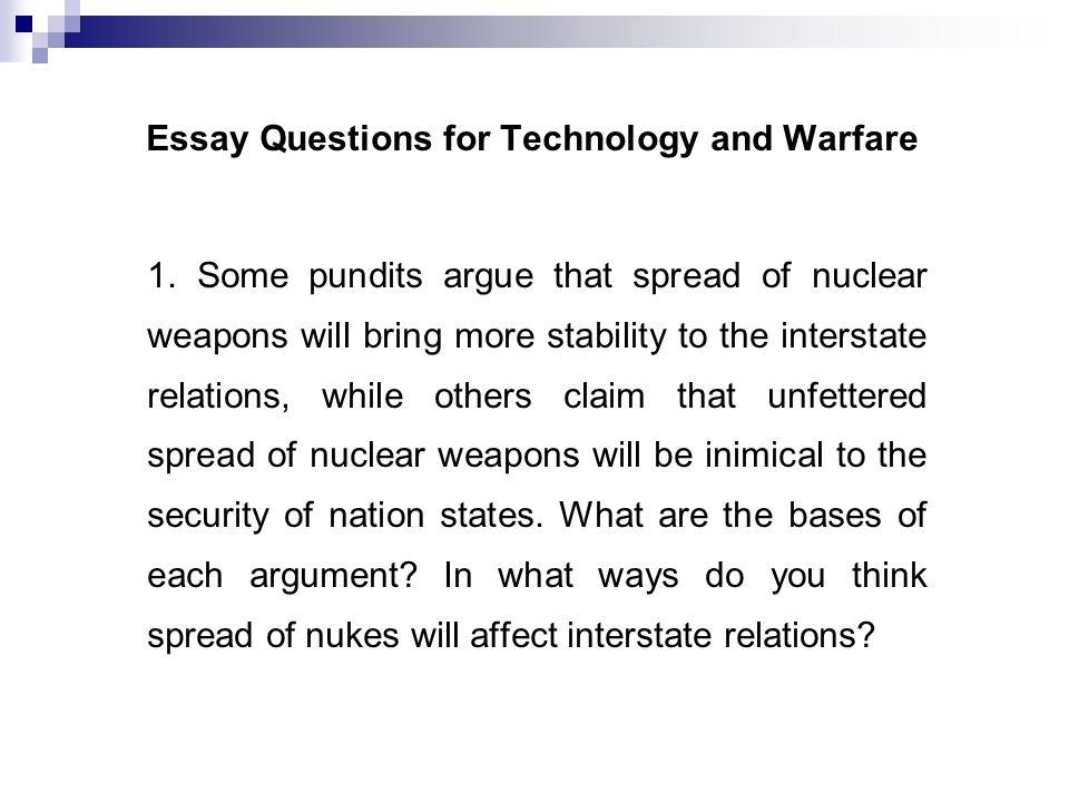 free argumentative essay topics