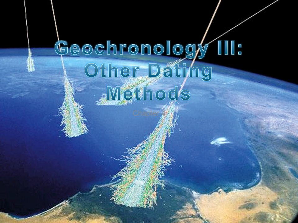 Cosmogenic nuclide dating methods accuracy 3