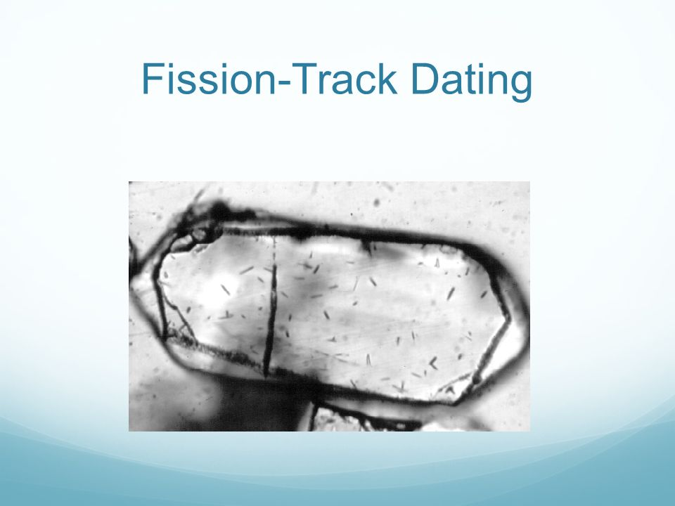 Fission track dating ppt to pdf 4