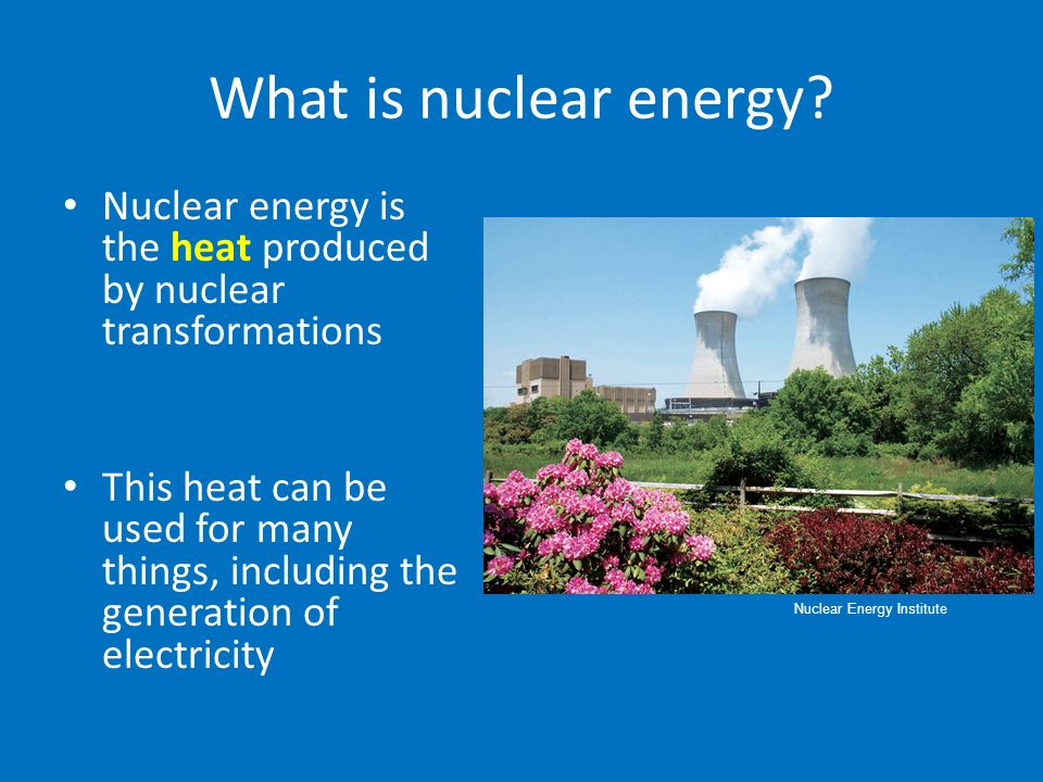understanding how nuclear energy is produced from the atom level Is it wise to generate energy if this waste is produced nuclear energy is released when a nuclear fuel atom on high-level waste (hlw), the spent nuclear fuel.
