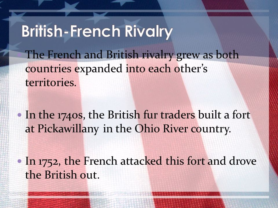 British-French Rivalry
