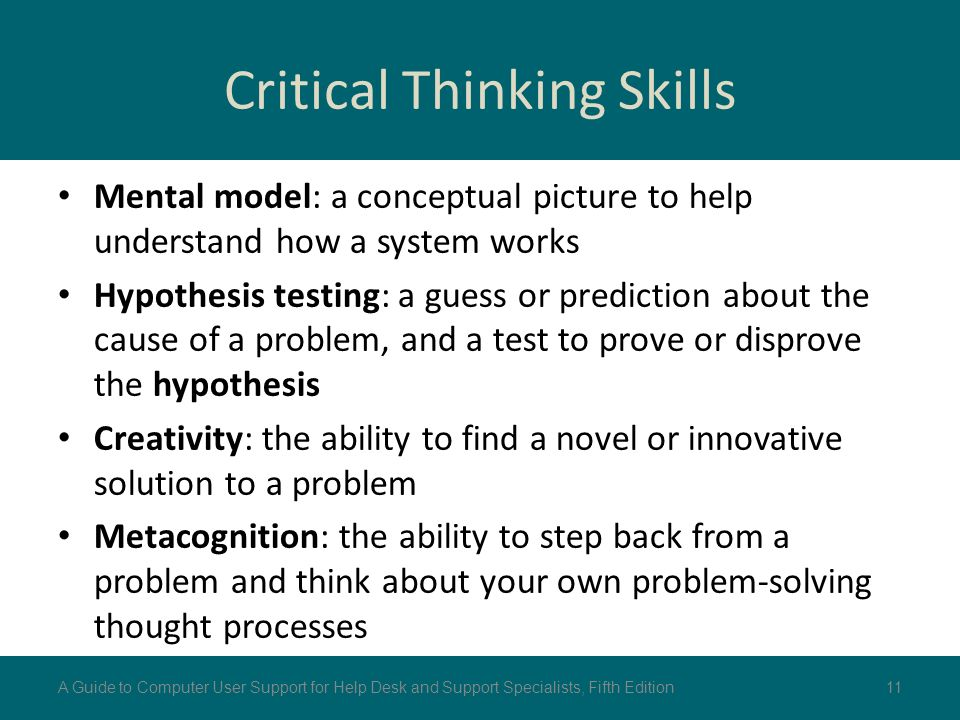 What Are the Benefits of Critical Thinking in the Workplace?