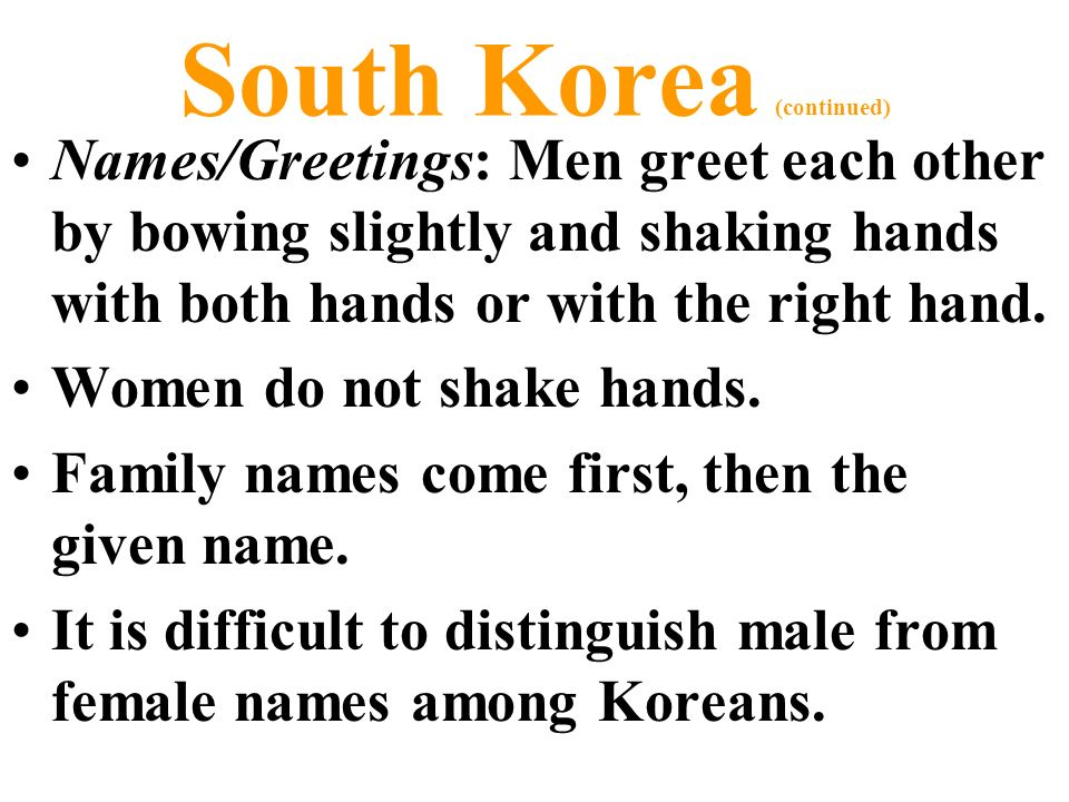 World cultures why are we different world cultures why are we south korea continued m4hsunfo