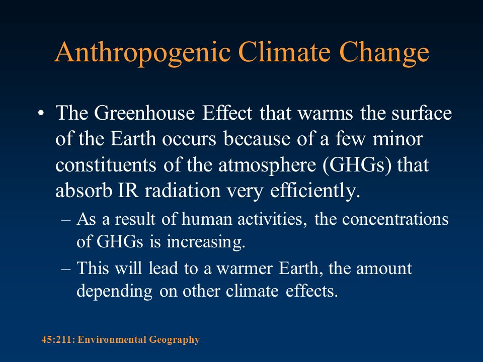 greenhouse effect is the result of The greenhouse effect is the process by which radiation from a planet's  atmosphere warms the  intermolecular collisions cause the energy absorbed  and emitted by the greenhouse gases to be shared with the other, non-ir-active,  gases.