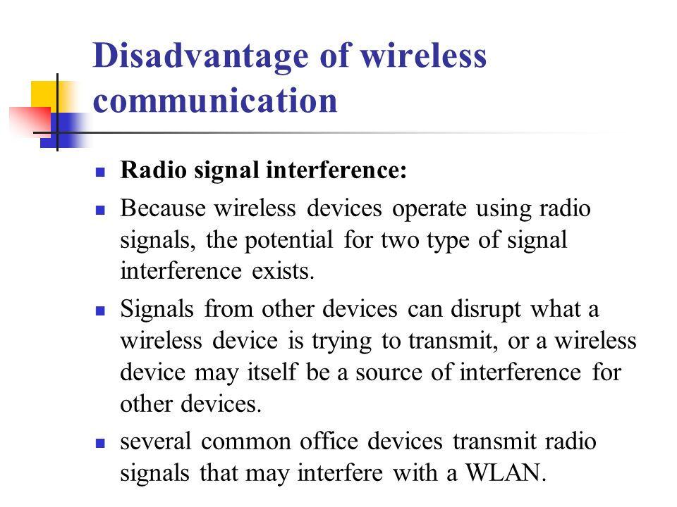 types of wireless communication 2018-7-15 this page describes fading basics and types of fading in wireless communicationthe fading types are divided into large scale fading and small scale fading (multipath delay spread and doppler spread)flat fading and frequency selecting fading are part of multipath fading where as fast fading and slow fading are part of.