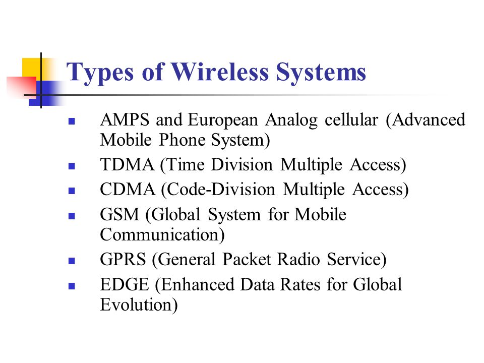 an analysis of time division multiple access in mobile and wireless communications However, cdma allows handoffs, which enable mobile stations to simultaneously communicate with up to six base stations tdma is used in most 2g cellular systems, while 3g systems are based on cdma however, tdma remains relevant to modern systems for example, combined tdma, cdma and time division duplex (tdd) are.
