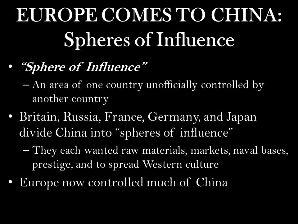 a discussion on western influence on the cultures of china and japan Differences in business negotiations between different cultures  in order to understand the influence of culture on negotiations and decision making, we can use .