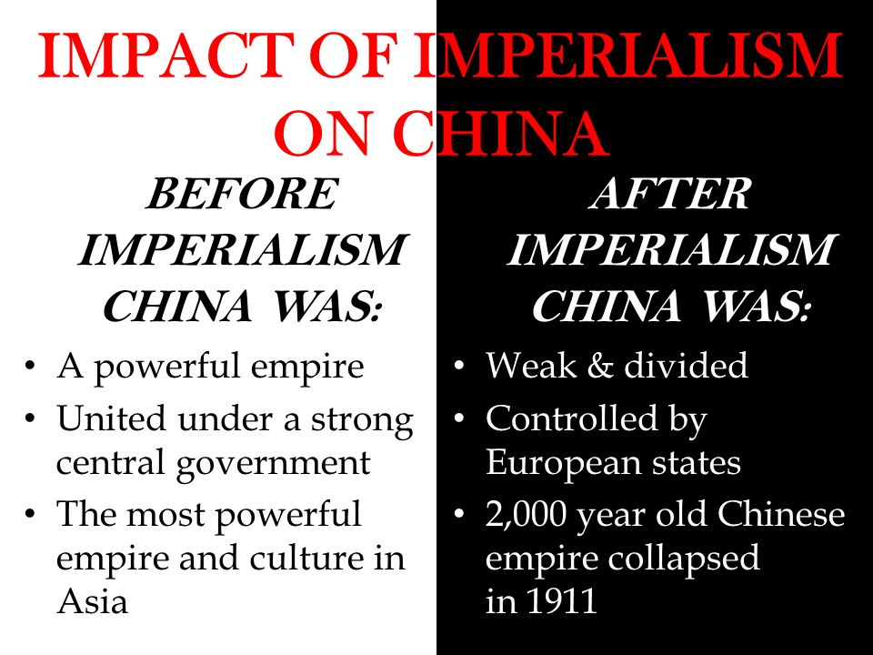 impact of imperialism on india Start studying european imperialism: africa/india learn vocabulary, terms, and more with flashcards, games, and other study tools.