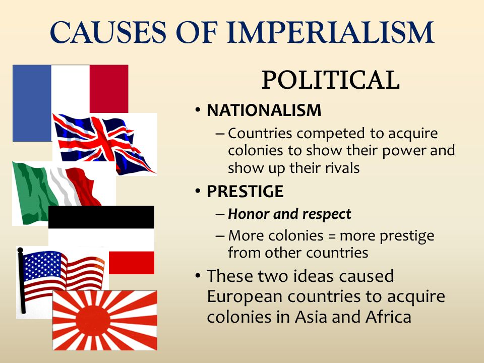 european imperialism and nationalism Imperialism and nationalism in india - volume 7 issue 3 - anil seal.
