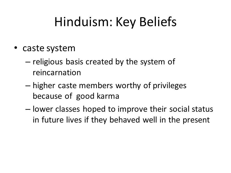 hinduism and their beliefs essay The hindu religion outline of the essay introduction the vedas philosophy, and ritualism reconstruction—modern hinduism contrast with christianity the place of hinduism—which is professed by about a hundred and ninety millions in india—among the religions of the world, and its great antiquity, are pointed.