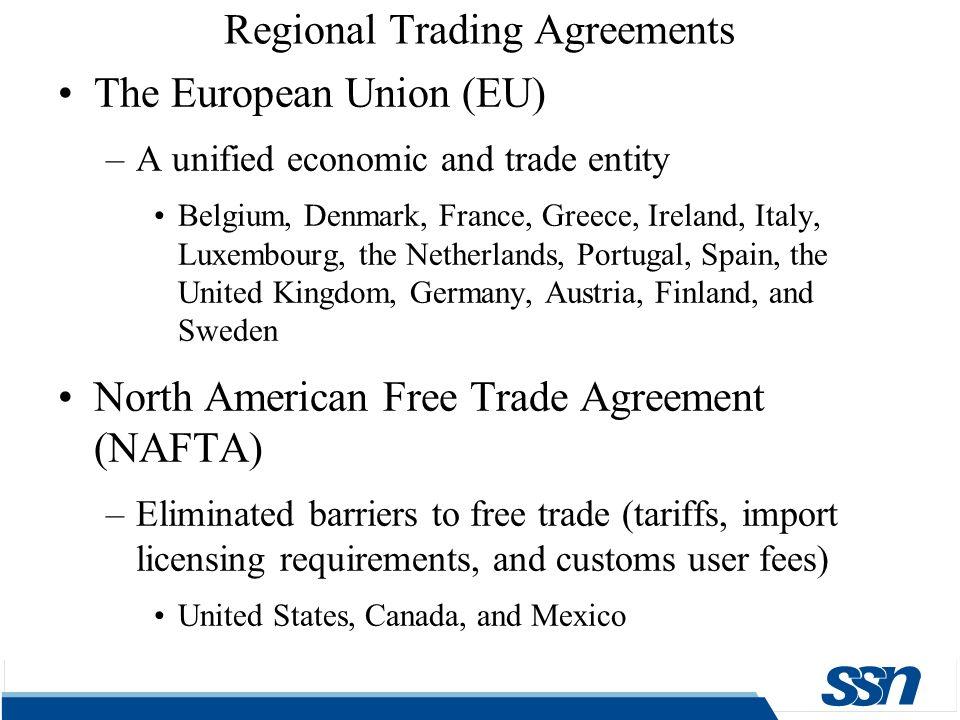 Principles of management ppt download regional trading agreements platinumwayz