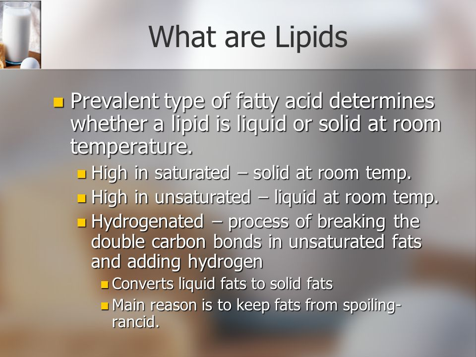 Fats A Concentrated Energy Source Ppt Video Online Download