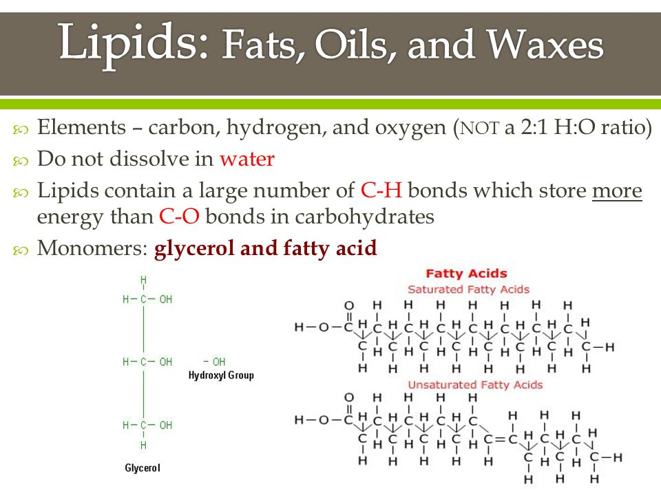 oils fats and waxes pdf