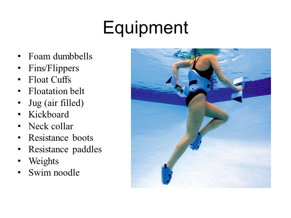 By dr gehan shaalan physical therapy lecturer ppt video online download for Flotation belt swimming pool exercise equipment