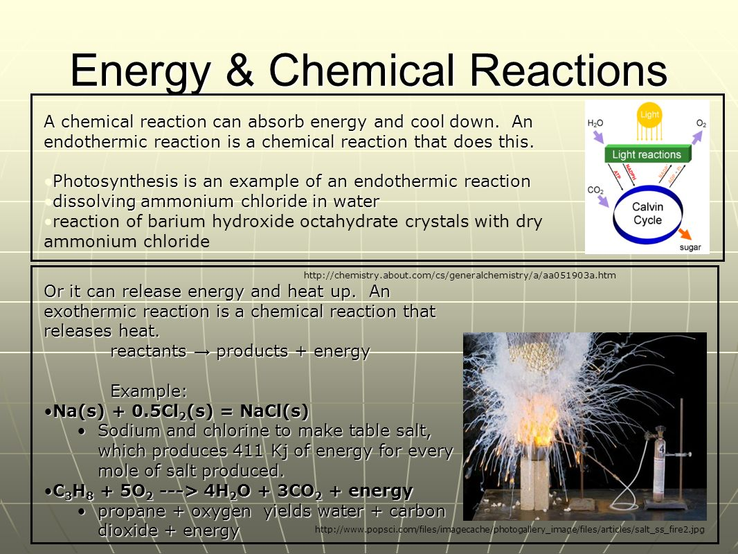 Chemical reactions by zanman ppt download energy chemical reactions robcynllc Choice Image