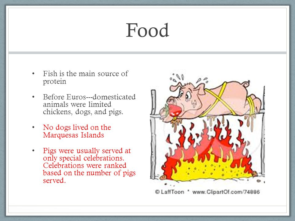 The pacific islands a k a oceania ppt video online for Fish based dog food