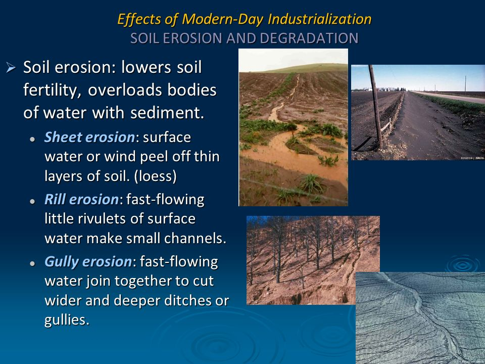 Food soil conservation and pest management ppt video for Soil conservation act