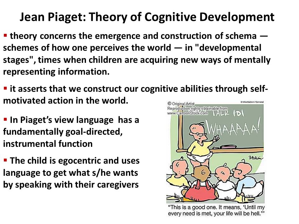 piagets theory underestimated childrens cognitive abilities Much of modern cognitive developmental theory stems from the  cognitive development occurs  preschoolers also develop cognitive abilities in relation to.