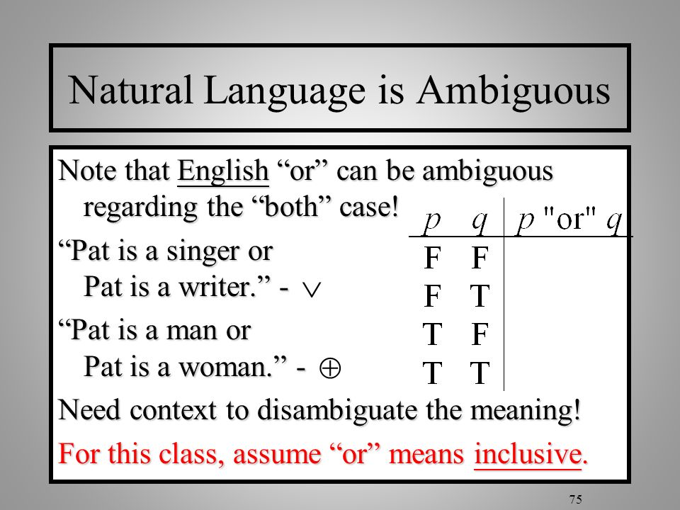 inclusive meaning in english