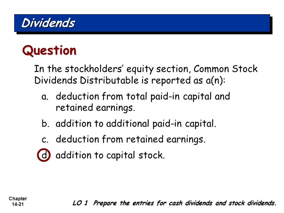 Stock options division c deduction