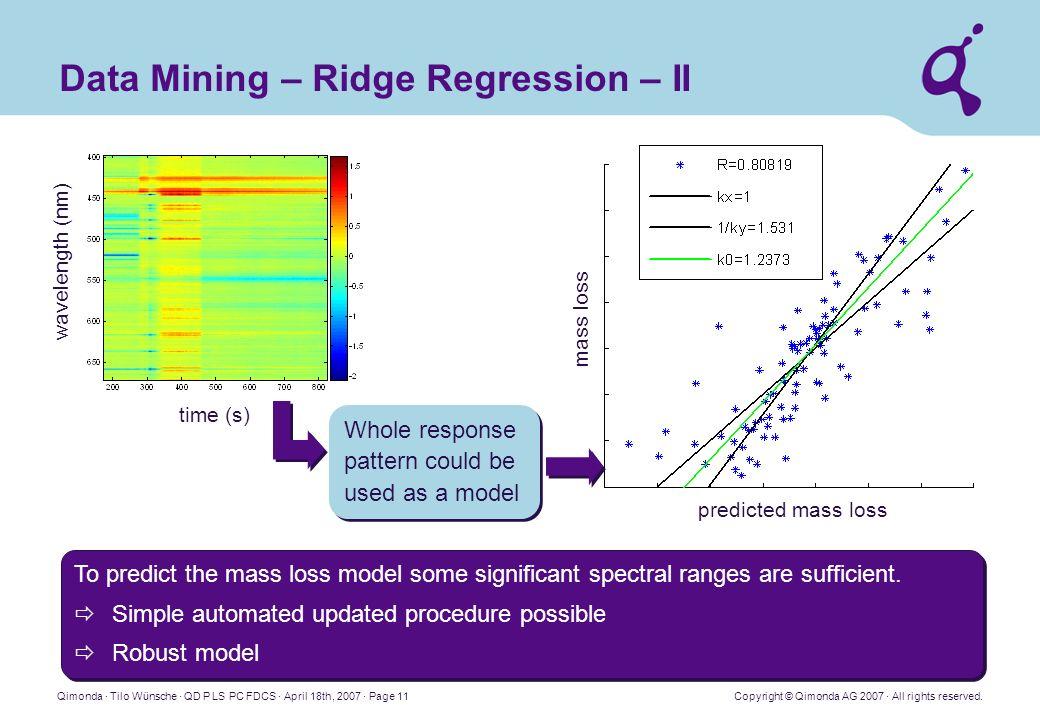 Regression in data mining ppt