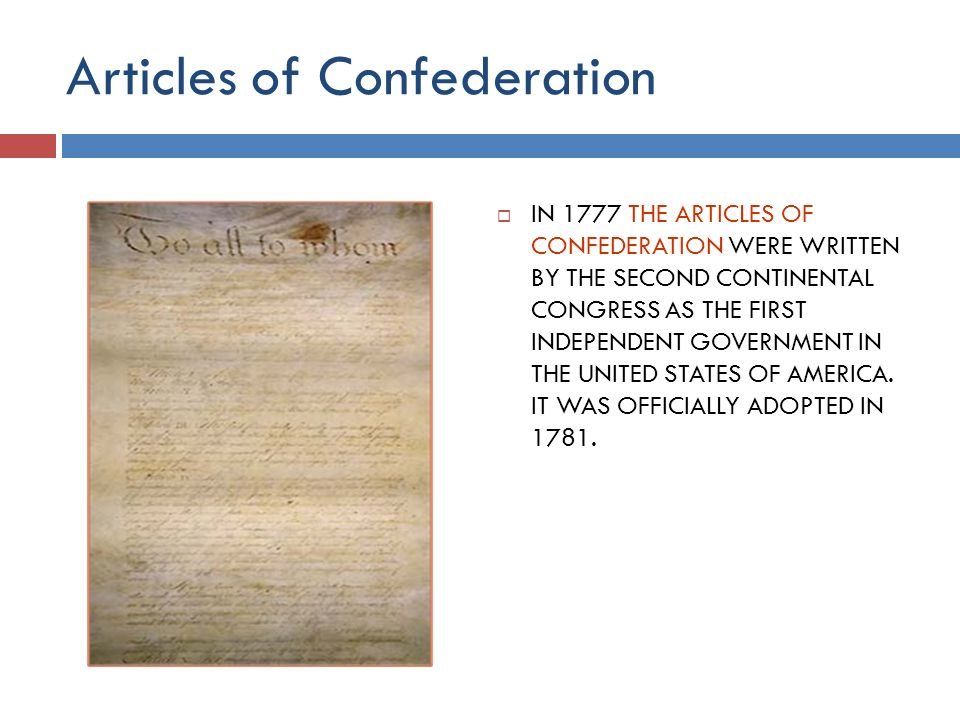 articles of confederation were effective in solving the problems of new nation The articles of confederation did not address the problems of the new nation, as the weak national government created by the articles was unable to deal with the financial crisis, incapable of effectively uniting the new states, and not flexible enough to deal with an ever-changing nation.
