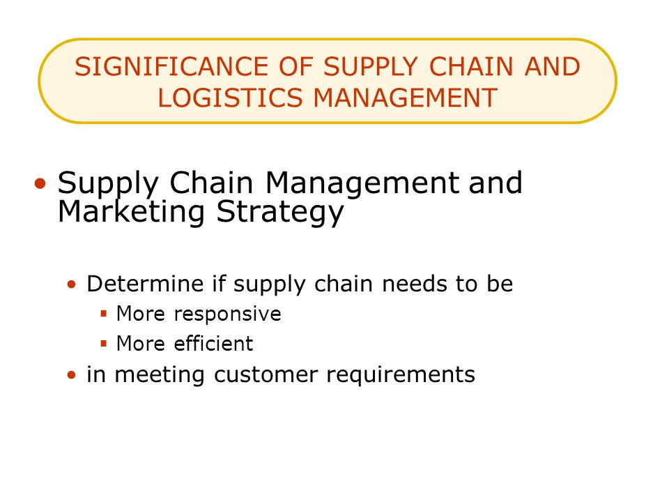 """significance of a supply chain in An active debate has centered on the importance of manufacturing for driving  innovation  and services (the """"supply chain economy"""") in national performance."""