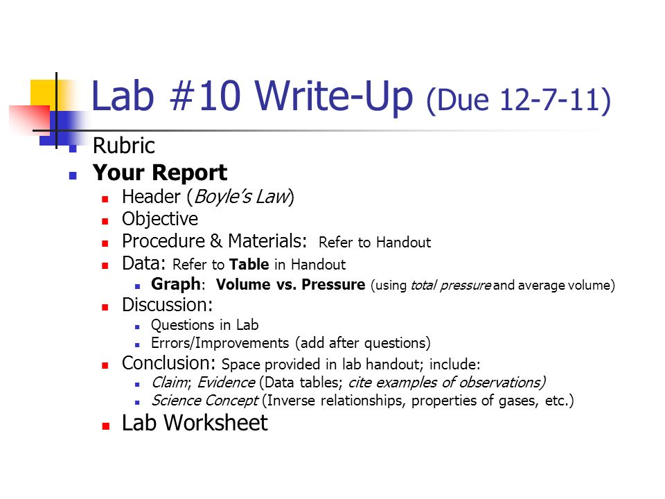 lab report write up Wwwservicesunimelbeduau/academicskills • 13 melb • academic-skills@ unimelbeduau go for excellence writing science laboratory reports considering the sections of lab reports the main purpose of a lab report is to describe an experiment you have carried out in the lab and to communicate the results writing lab.