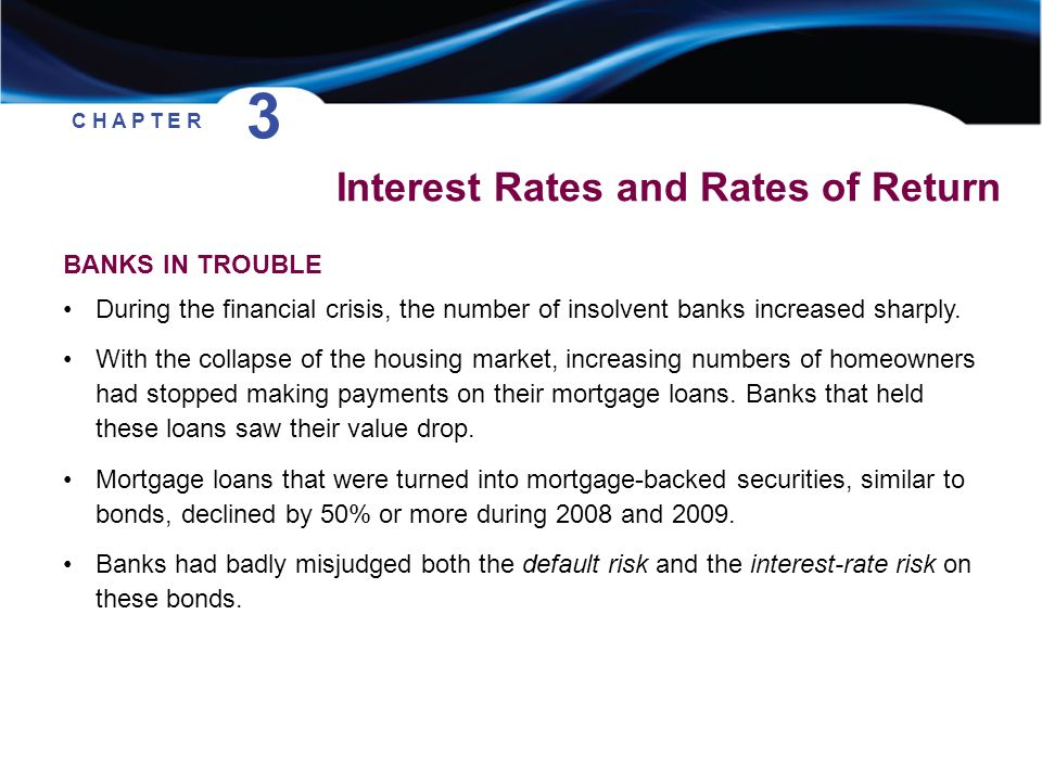 Mortgage-Backed Securities (