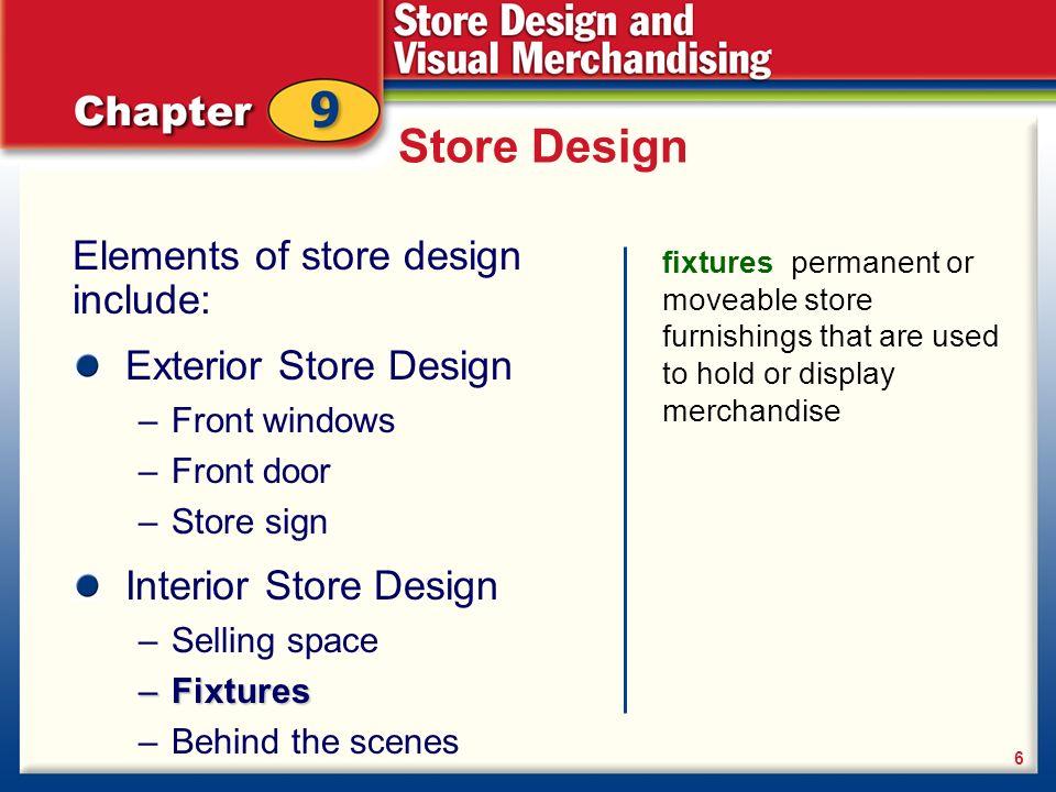 Store design visual merchandising 2 store design visual for Exterior design elements