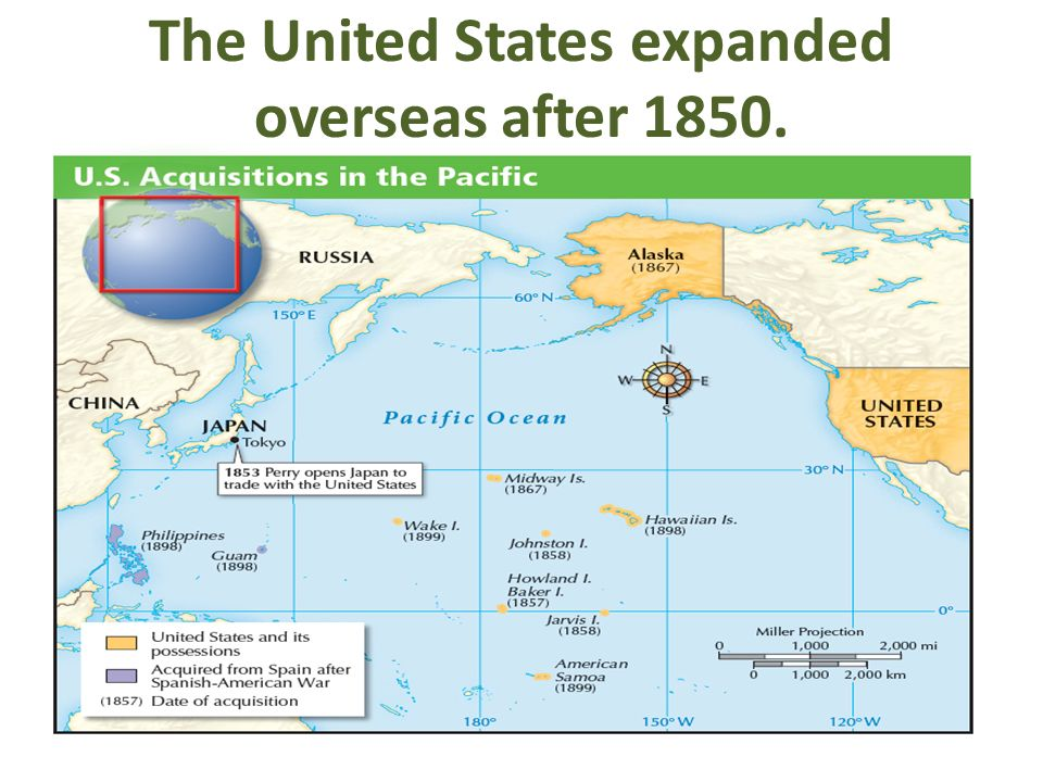 10 The United States Expanded Overseas After 1850