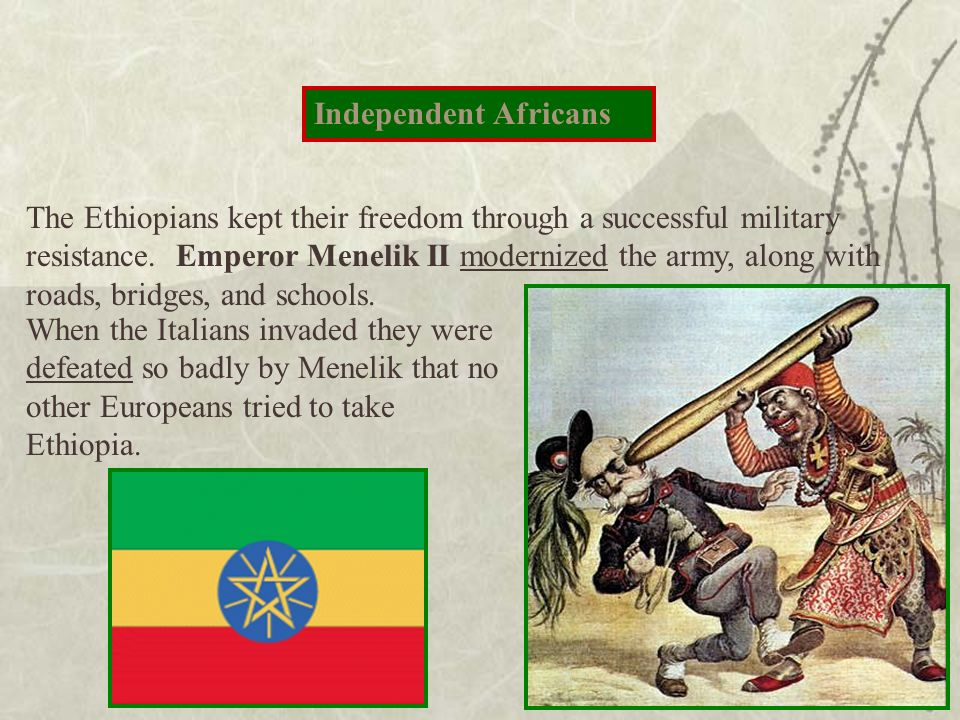 imperialism and stronger people slaves The new imperialism notes had little influence on lives of the people strong wars among african people and the slave trade western advantages.