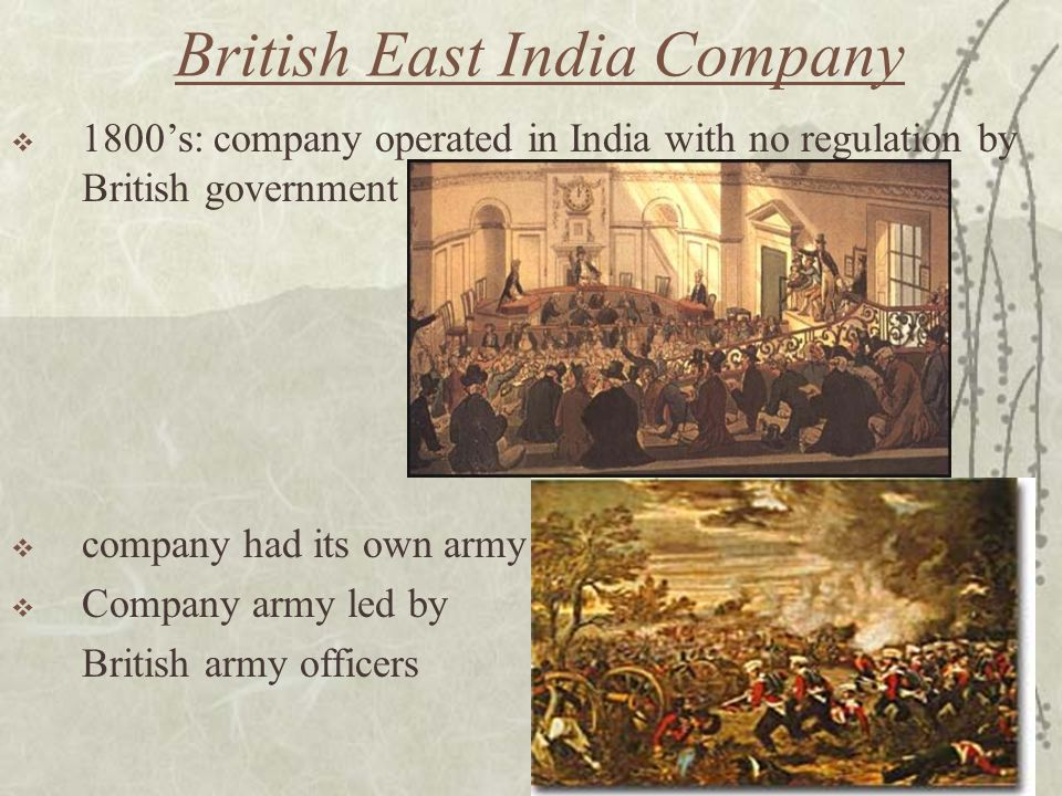 british east india company and its In april 2011 the british government released to the public the first set of  letter  from directors of the east india company ordering an inquiry.