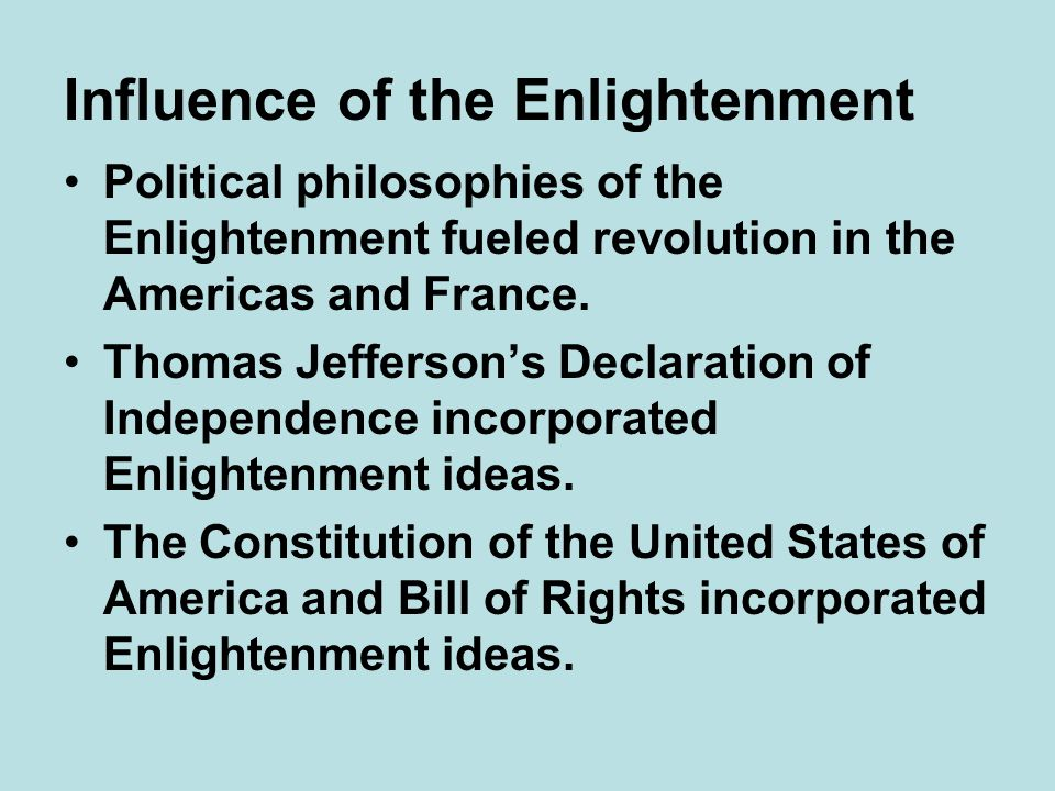 an introduction to thomas jeffersons influence on the united states Resolution that the united states should be completely free of england's influence,  thomas jefferson was chosen to draft the letter - which he did in a single day.
