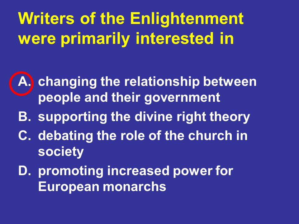 relationship between enlightenment and sociology The sociology of knowledge is the study of the relationship between human thought and the social context within which it arises,.