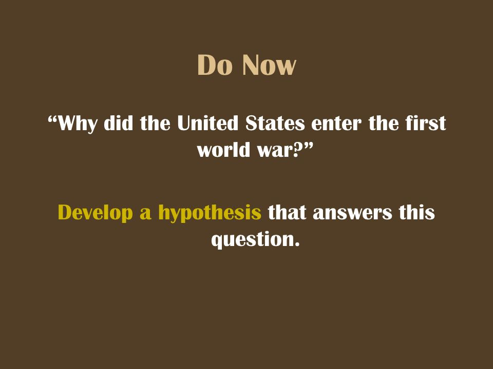 why did the us enter world Why does the great depression end when the united states enters world war ii what place did the underworld have in egyptian mythology can you explain lincoln's gettysburg address in words that a teen can understand who was the most famous mathematician where did christopher columbus land when he reached the.