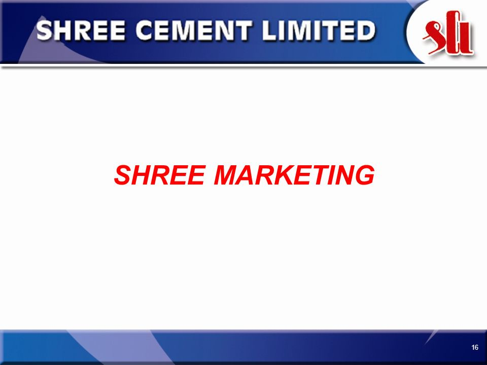 Shree Ultra Cement : Among the top cement producers in india ppt video