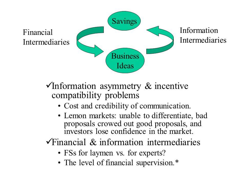 information asymmetry in communication Asymmetric information between buyers sellers communication, utilities high trade information asymmetry 10.