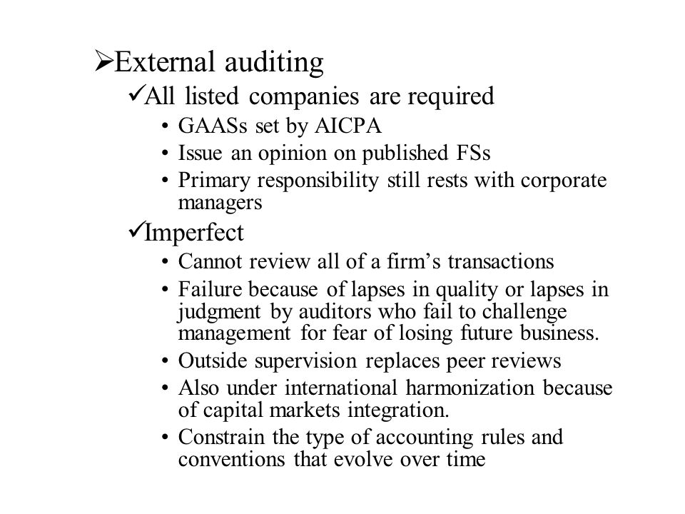 imperfect corporate accounting statements Corporate accounting financial analyst  monopoly and imperfect competition and the role of government in private economy are discussed  analysis of financial .