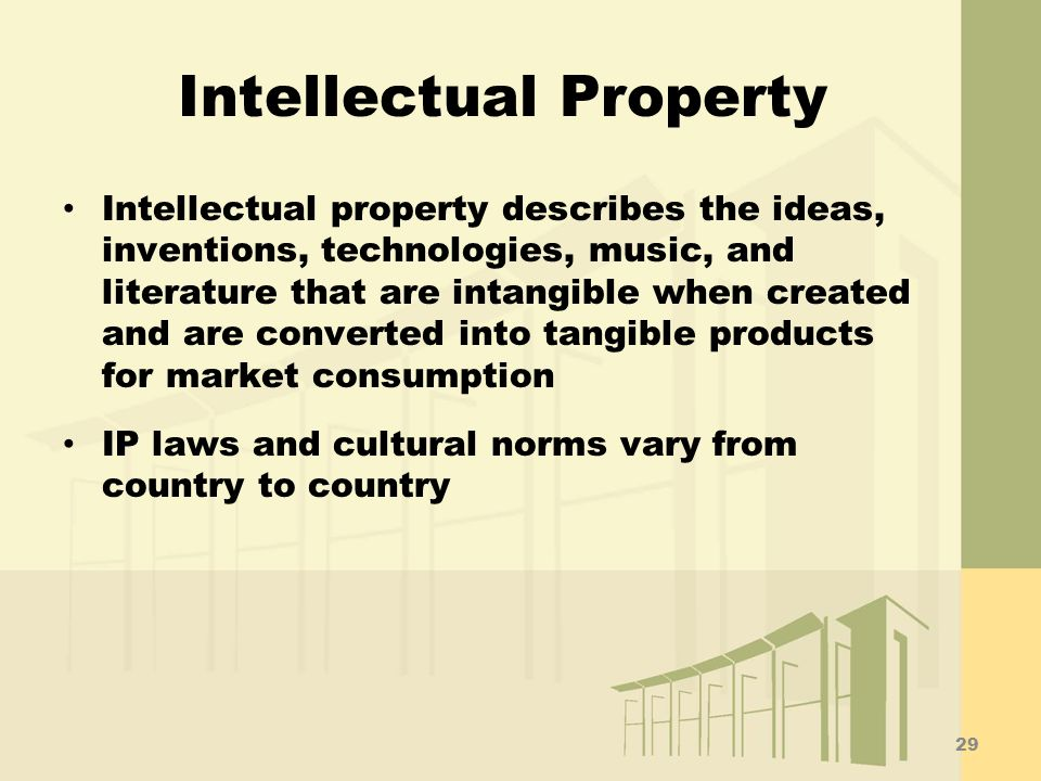 Intellectual Property Eu Directive