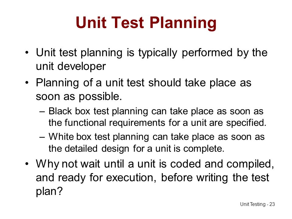 unit test essay Find your level by doing our 39 questions of level test pre elementary a2 four sections: choose the correct option, choose the right question, match the opposite and.