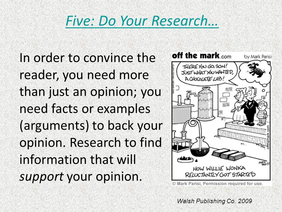 how do you plan to support your thesis with compelling arguments and counter arguments Incorporating objections and opposing views  objections can help you structure your arguments more  objection to your thesis, you may decide at this point to.