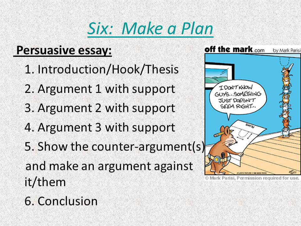 counter thesis introduction Argumentative essay type 1,  that the first body paragraph is a counter argument  by ideas from the thesis statement in the introduction.