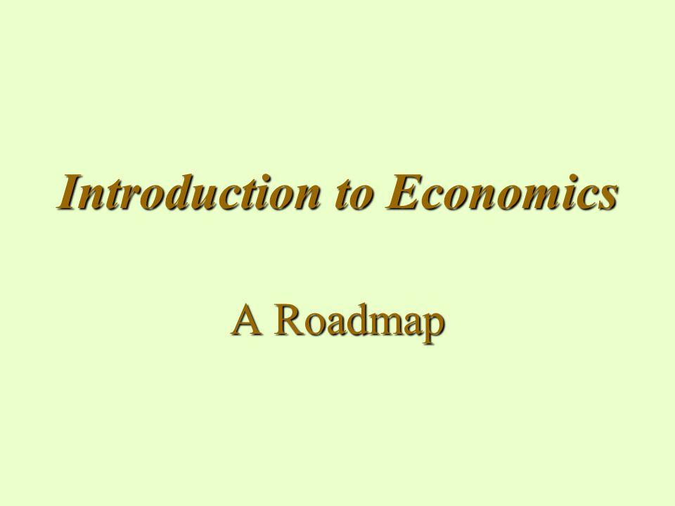 economics introduction