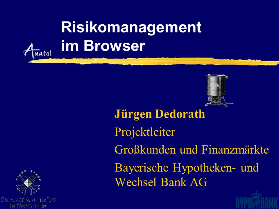 Risikomanagement im Browser