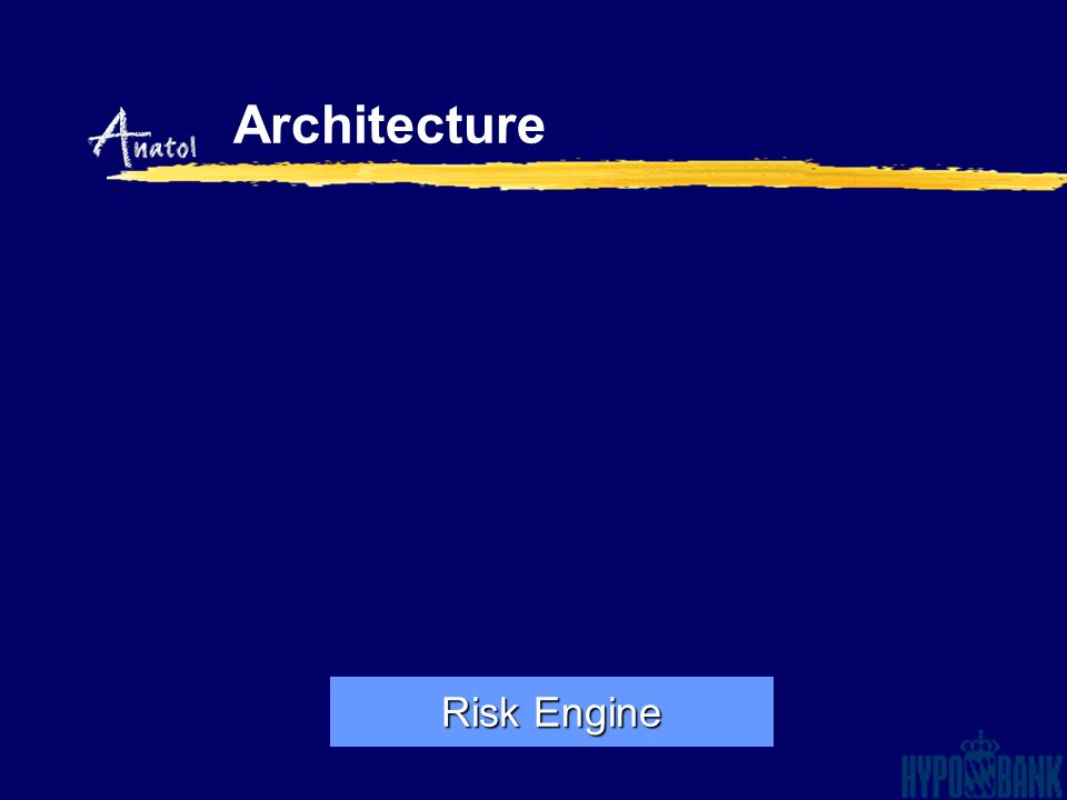 Architecture Risk Engine