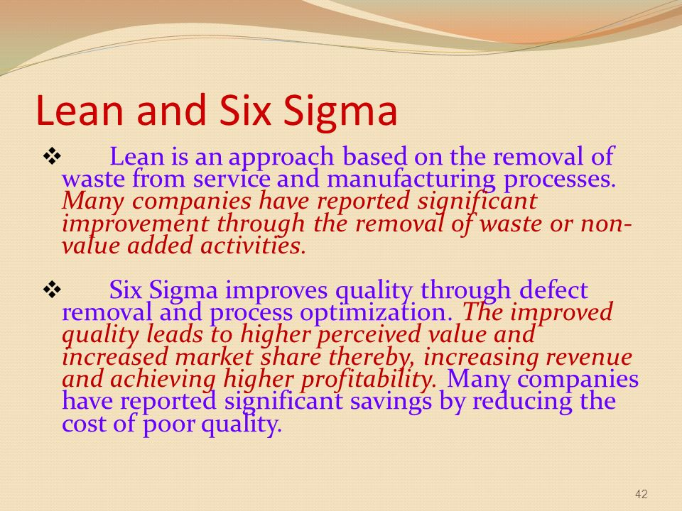 six sigma quality and application of lean And practice lean six sigma principles 2 quality  belt training video   six sigma tutorial  application of statistical analysis: six sigma.