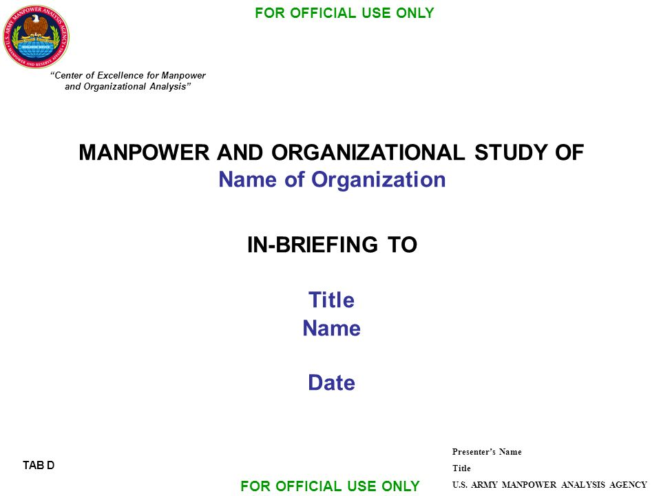 manpower management approach Establishing organizational hr strategy & best practices  hr departments that  practice strategic human resource management do not work independently.