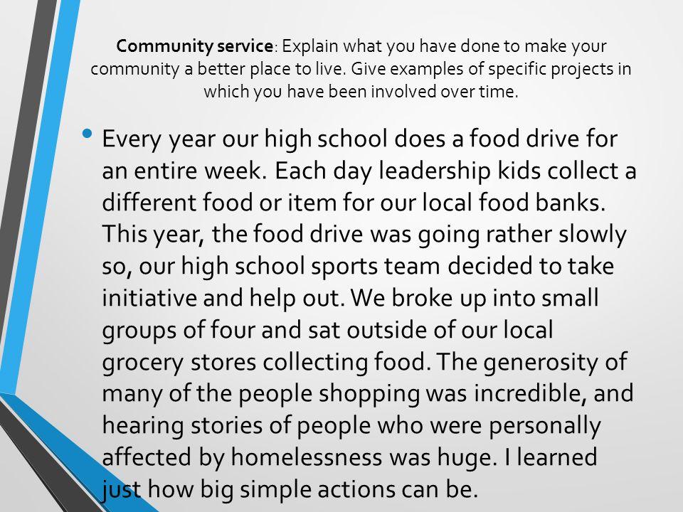 Make road safer essay example